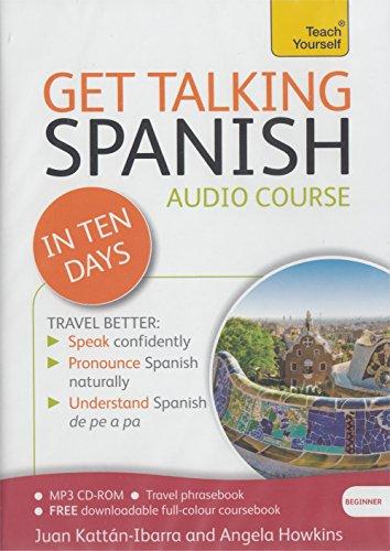Get Talking Spanish in Ten Days Le