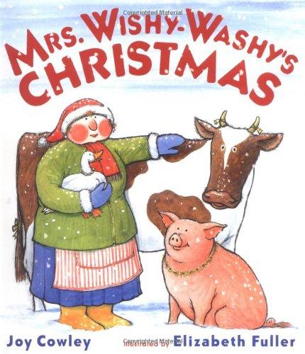 Mrs. Wishy-Washy's Christmasの詳細を見る