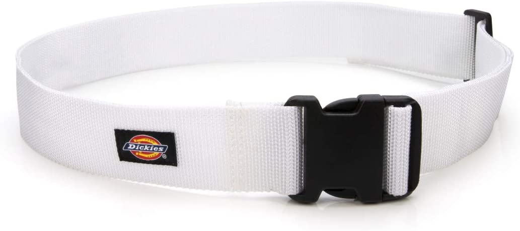 Dickies Heavy-Duty Work Belt Cheap sale Holds Clips Most Too and Brand Cheap Sale Venue Pouches