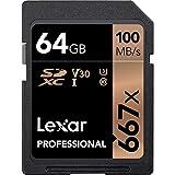 Lexar Professional 667x 64 GB SDXC UHS-I Card