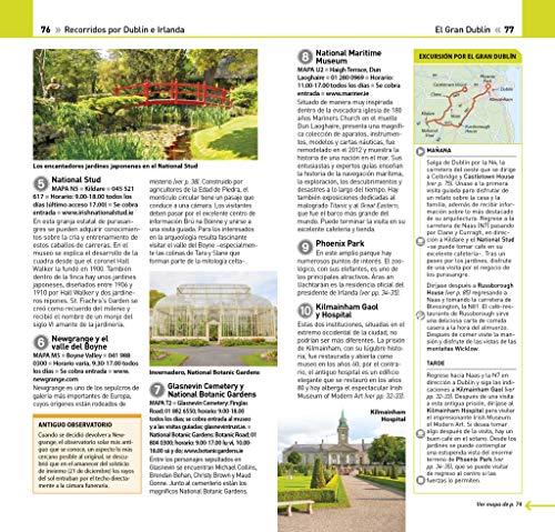 Guía Visual Top 10 Dublín e Irlanda: Los Angeles guía que descubre lo de that is mejor - 51sS8sjNenL. SL500