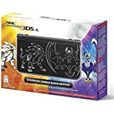 Nintendo New 3DS XL Solgaleo Lunala Black Edition - World Edition