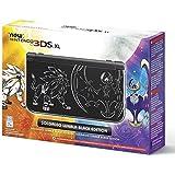 Nintendo New 3DS XL Solgaleo Lunala Black Edition - World Edition