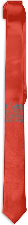 - CZSJ I'm An Engineer Men's Fashion Tie Luxury Luxury Luxury Print Necktie a5d455