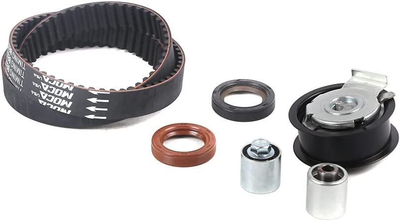 WINBEST Timing Belt Kit Compatible with Time sale - for New life Volkswagen Audi 0