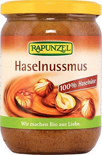 Bio Haselnussmus RAPUNZEL 2er Pack (2x500g)