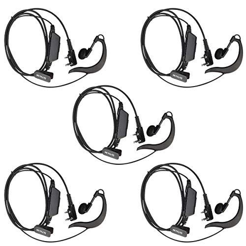 audífonos walkie talkie de la marca Retevis