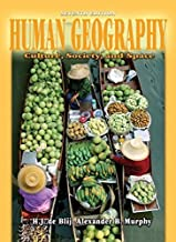 Human Geography: Culture, Society, and Space 7th edition by de Blij, Harm J., Nash, Catherine J. (2002) Hardcover