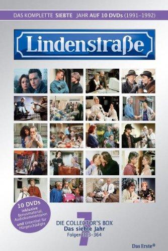 Lindenstraße - Das komplette 7. Jahr (Ltd. Edition mit Eiskratzer) (10 DVDs)