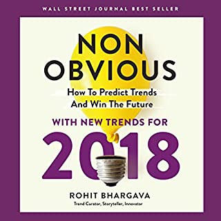 Non-Obvious 2018 Edition: How to Predict Trends and Win the Future cover art