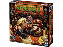 board games sheriff of nottingham box