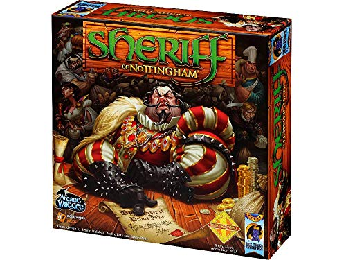 Sheriff of Nottingham (First Edition)