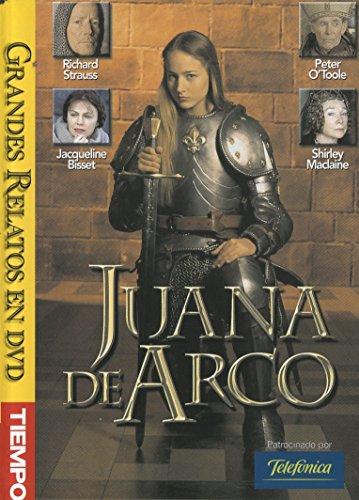 Juana de Arco (Ed. Grandes Relatos en DVD Tiempo)