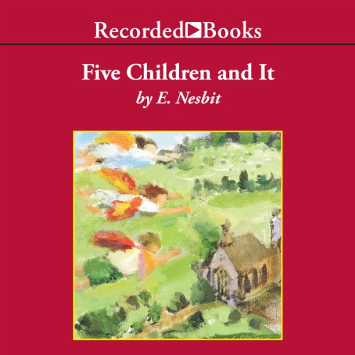 Five Children and It                   By:                                                                                                                                 E. Nesbit                               Narrated by:                                                                                                                                 Virginia Leishman                      Length: 5 hrs and 25 mins     11 ratings     Overall 4.5