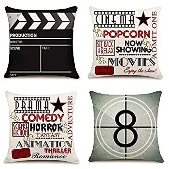 Best home movie theater decor Reviews