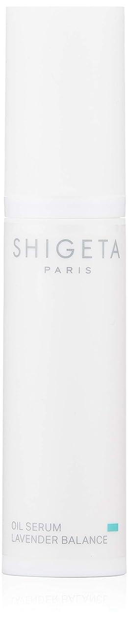 年齢テザー研磨剤SHIGETA(シゲタ) バランシング オイルセラム 30ml
