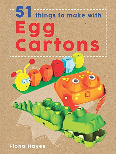 51 Things To Make With Egg Cartons (Super Crafts)