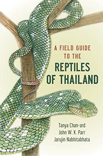 A Field Guide to the Reptiles of Thailand (English Edition) eBook: Chan-ard, Tanya, Nabhitabhata, Jarujin, Parr, John W. K.: Amazon.es: Tienda Kindle