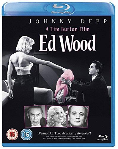 Ed Wood [Italia] [Blu-ray]