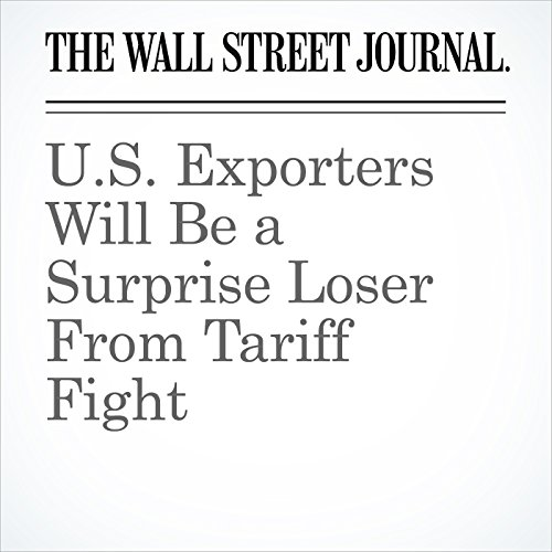 U.S. Exporters Will Be a Surprise Loser From Tariff Fight copertina