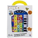 Baby Einstein - My First Music Fun Keyboard Composer & 8 Sound Book Library - PI Kids