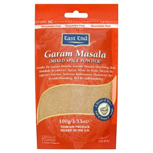 East End Garam Masala en polvo 100g