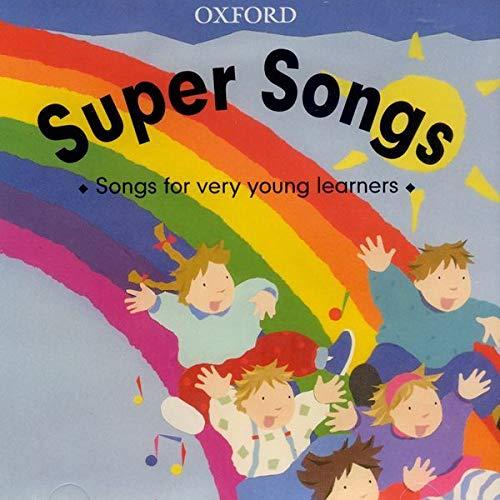 Super Songs: Audio CD