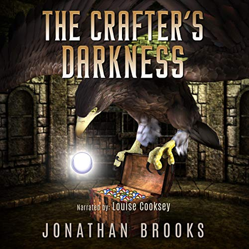 The Crafter's Darkness: A Dungeon Core Novel  By  cover art