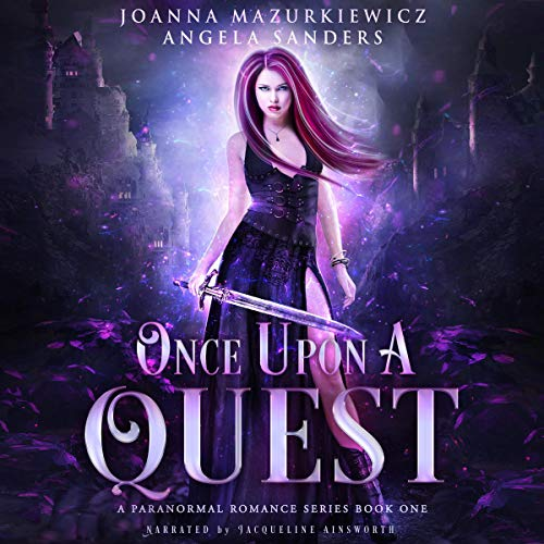 Once Upon a Quest cover art