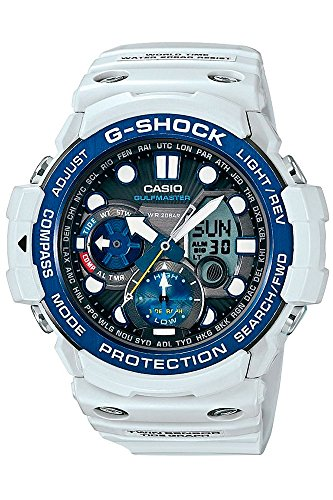 Watch Casio G-Shock Gulfmaster Twin Sensor GN-1000C-8AER