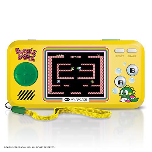 MY ARCADE- Mini Console de Jeux vidéos, 3248