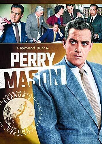 Perry Mason: Second Season - Volume Two (4 Dvd) [Edizione: Stati Uniti]