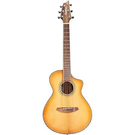 Breedlove Signature Companion Copper Finish CE Solid Acoustic Electric Guitar