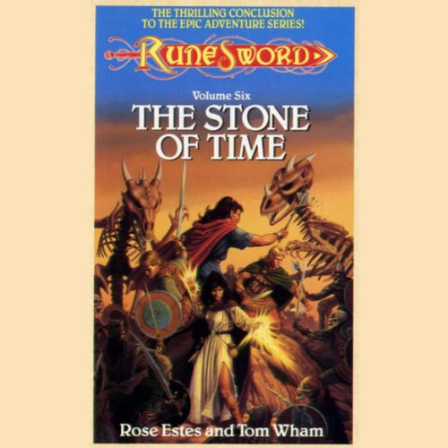 The Stone of Time audiobook cover art