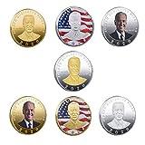 ジョー・バイデン記念コイン、2020年米国大統領選挙への贈り物、パトリオットアートコレクションへの14個