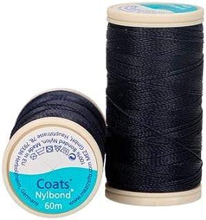 Naisicatar Un rotolo di nylon cucito String 500 metri Forte Cord filo di nylon legato cucire tenda zaino nero Strumenti e decorazioni