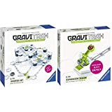 Ravensburger Gravitrax Starter Set Marble Run & STEM Toy for Kids Age 8 & Up & Gravitrax Scoop Accessory - Marble Run & STEM Toy for Boys & Girls Age 8 & Up