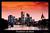 Close Up Frankfurt am Main Poster (91,5cm x 61cm) +