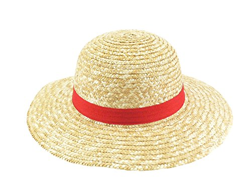Ganesh Straw Hat Handmade Cosplay Costume (Straw), Large