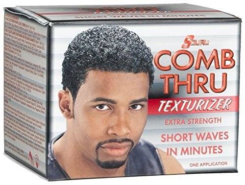 Luster S Curl Extra Strength Texturizer, (Pack of 3)