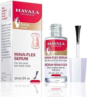 Mavala Mava-Flex Serum para Uñas Secas y Duras | Hidrata | Restaura | Mantiene la Flexibilidad de las Uñas, 10 ml