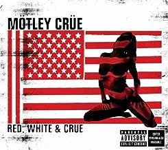 Red, White, & Crue by Motley Crue Explicit Lyrics edition (2005) Audio CD