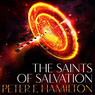 The Saints of Salvation cover art