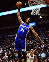 Joel Embiid Philadelphia 76ers NBA Action Photo (Size: 8