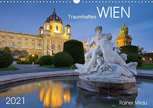 Traumhaftes Wien 2021 (Wandkalender 2021 DIN A3 quer)