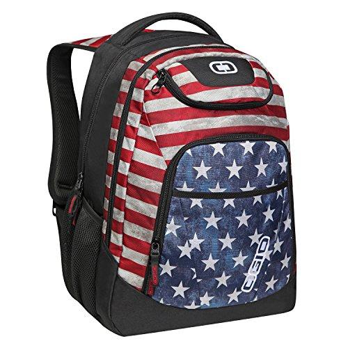 OGIO International Tribune Backpack, Stars & Stripes