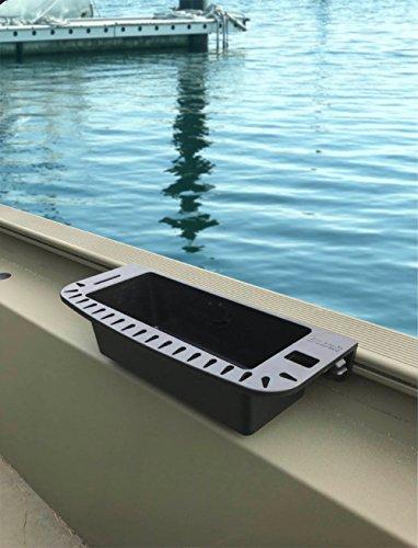 Brocraft Versatrack Boat Tool Holder/Versatrack Boat Marine Caddy/Verstrack Boat Storage Box/Versatrack Cockpit Organizer