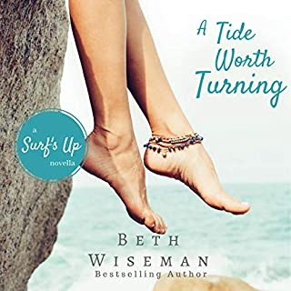 A Tide Worth Turning     A Surf's Up Romance Novella              By:                                                                                                                                 Beth Wiseman                               Narrated by:                                                                                                                                 Cecily White                      Length: 2 hrs and 53 mins     1 rating     Overall 5.0