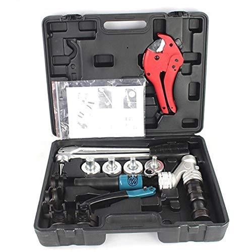 Herramientas Hidráulico de deslizamiento Presión tenaza de tensión Pipe presión de expansión herramienta Alicates Fontanería 16-32mm herramientas