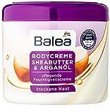 Crema corporal de manteca de karité de Balea, 500 ml